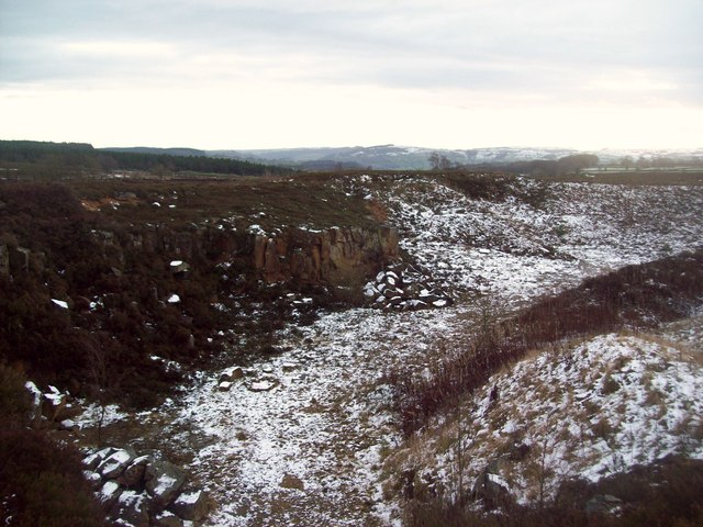 Wragg's Quarries
