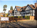 TQ0954 : Mock Tudor East Horsley by Colin Smith