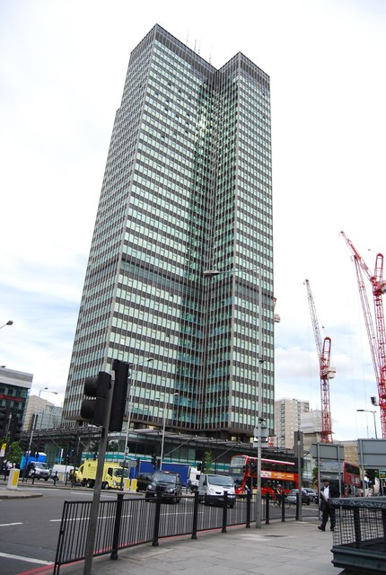 Euston Tower