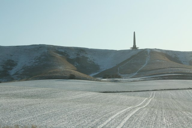 Monument at Cherhill