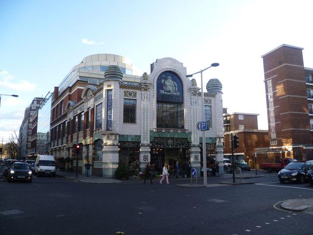 Bibendum, Fulham Road