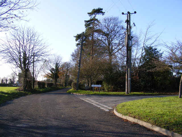 Church Lane, Weybread