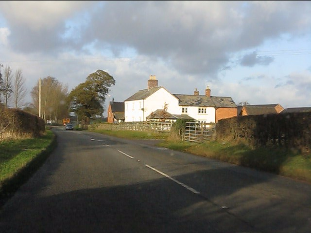 A51 at Ley Ground Farm