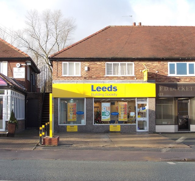 Leeds Building Society - Otley Road