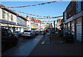 TG1543 : Sheringham - Christmas decorations by John Salmon