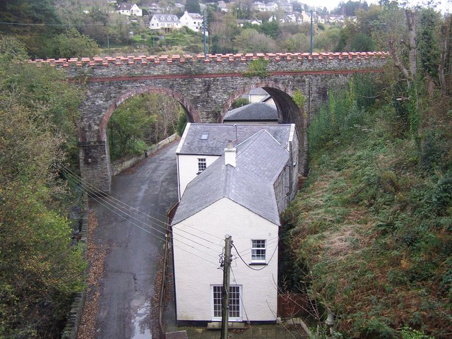 Road Bridge, Laxey