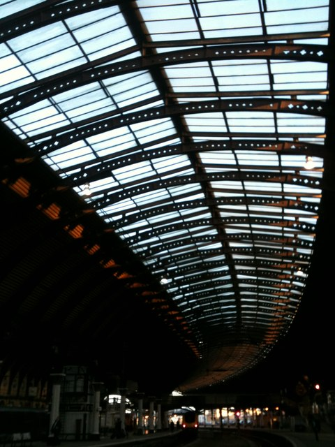 York station roof