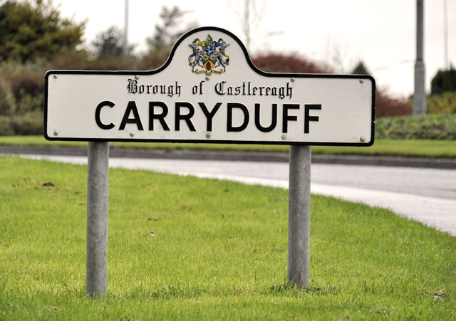 Welcome to Carryduff