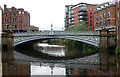 SE3033 : Leeds Bridge, Leeds by Stephen Richards