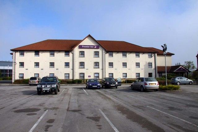 The Premier Inn At Golborne