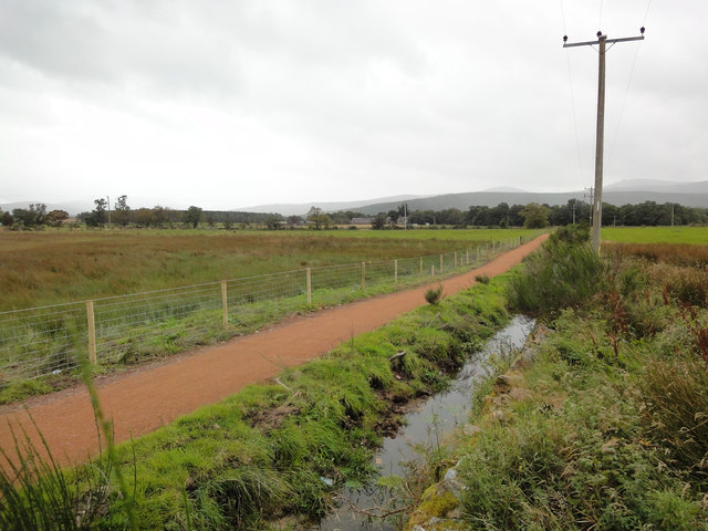 Community Footpath in Finzean
