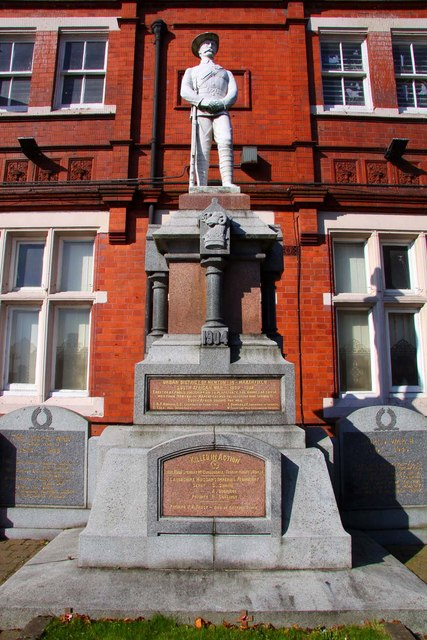 Earlestown War Memorial