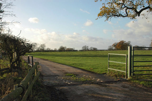Access to Priory Farm