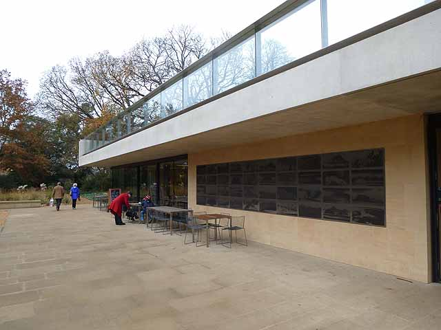 Garden Cafe, Cambridge University Botanic Garden