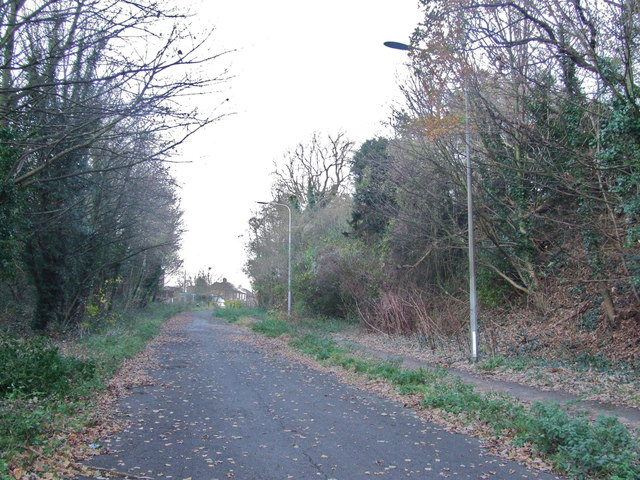 Disused Slip Road, Blue Bell Hill