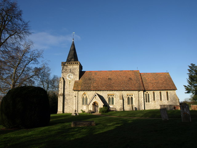 St Leonard's Church, Chelsham