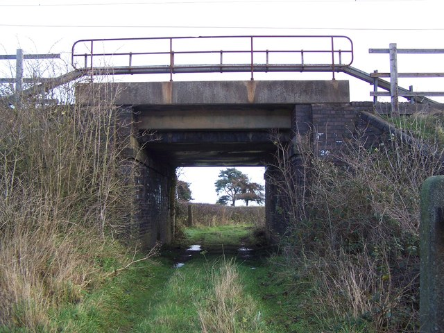 Railway Bridge, Footherley