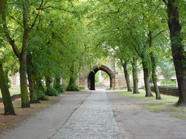 Priory walk