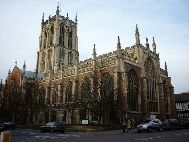 Holy Trinity Church, Kingston upon Hull
