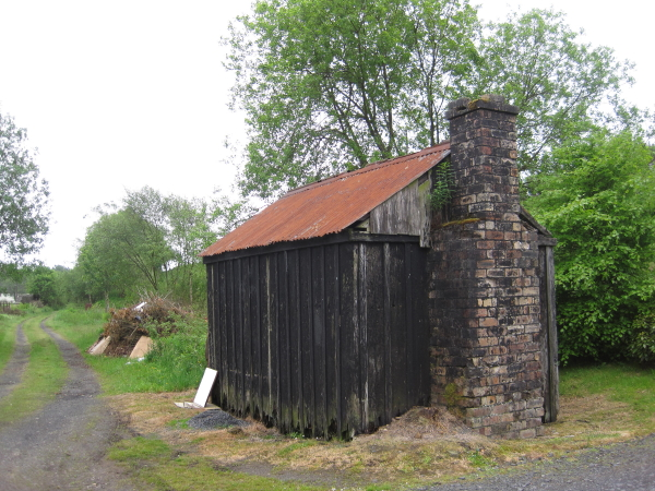 Plate Layers Hut, former Border Counties Railway
