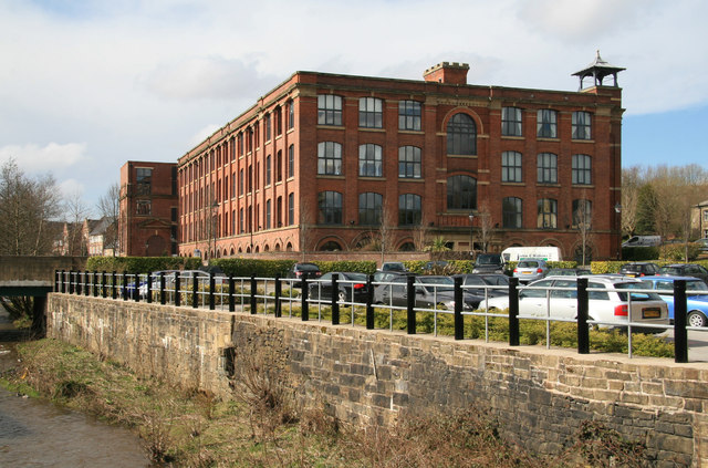Valley Mill, Eagley