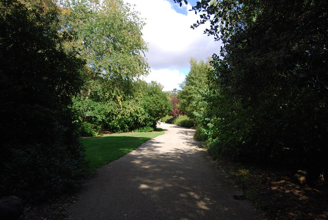 Path, Christchurch Park