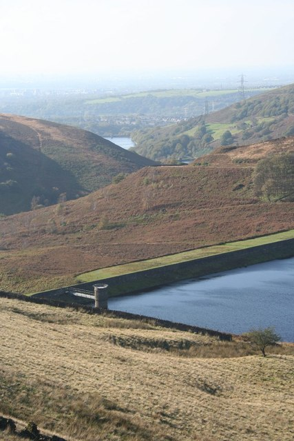 Lower Swineshaw Reservoir