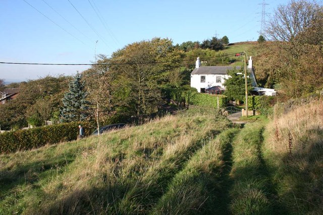 Gallowsclough Farm