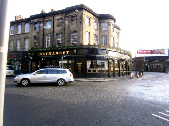 Haymarket Bar Edinburgh