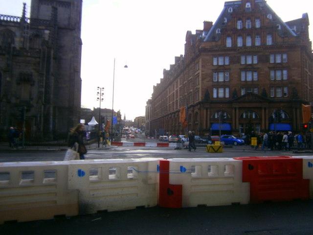 Caledonian Hotel Edinburgh
