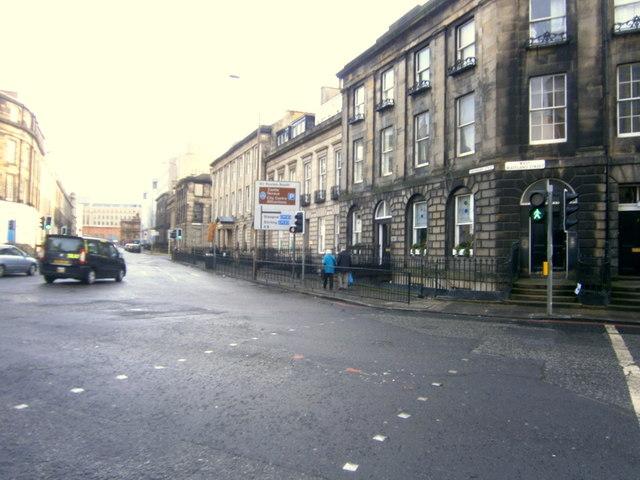 Torphichen Street  Edinburgh