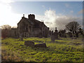 SD9704 : Saint Anne's Church, Lydgate by David Dixon