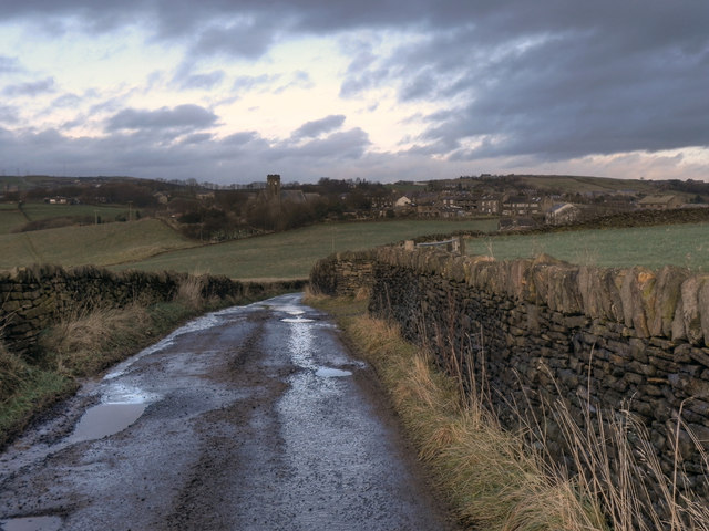 Quickedge Road, Lydgate
