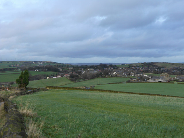 View from Quick Edge (1): Lydgate
