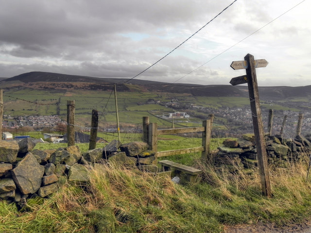 Signpost and Stile, Quick Edge