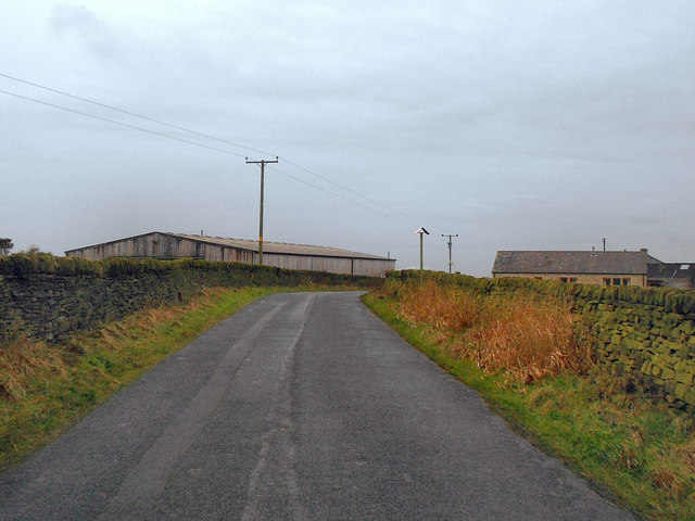 Burnedge Lane