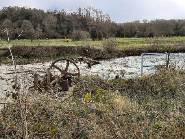 River Goyt, Chadkirk