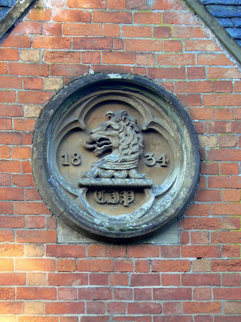 Roundel on the old school
