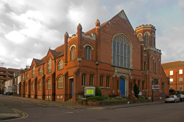 Marlborough Road Methodist Church