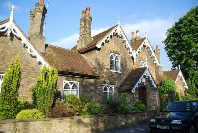 Caleb Lovejoy Almshouses
