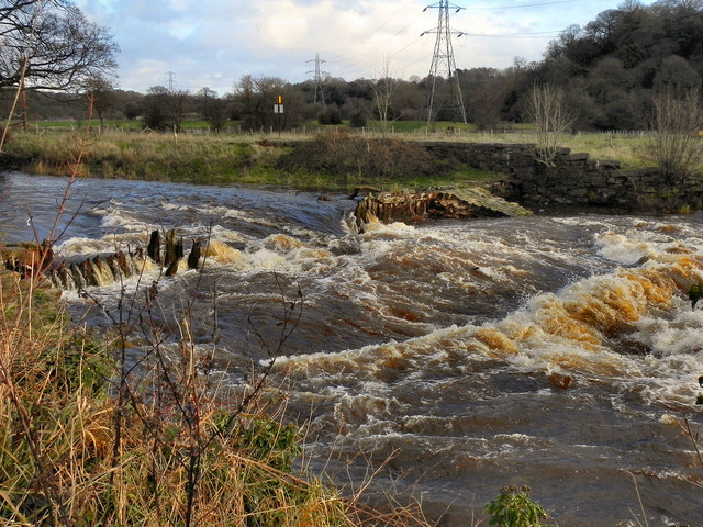 Chadkirk Weir