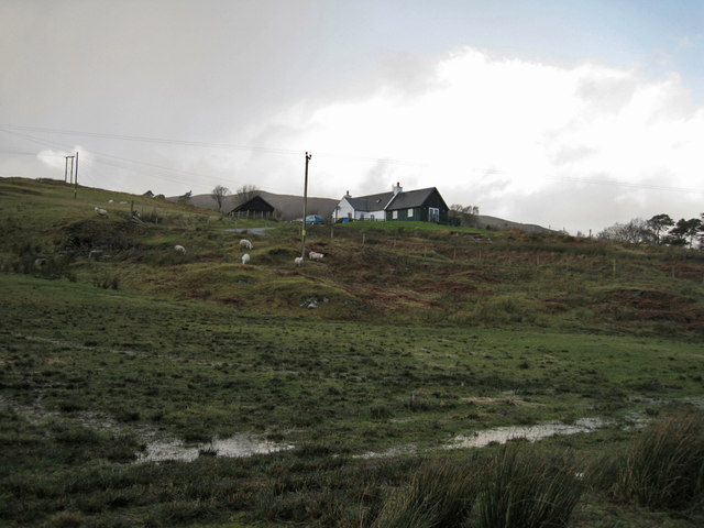 Croft at Duisdalemore
