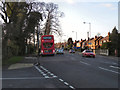 SJ9488 : Stockport Road (A626), Rose Hill by David Dixon