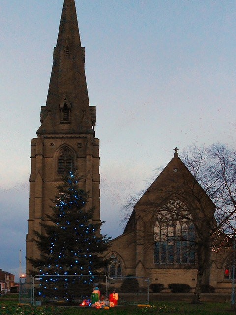 St Luke's Parish Church