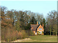 SK5821 : Gardeners Cottage, Prestwold Park by Alan Murray-Rust