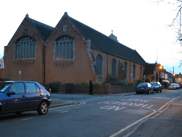 All Saints church, South Wimbledon