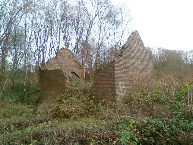 Crymlyn Burrows Chemical Works building