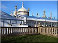 TQ3104 : Skating rink - Brighton Pavilion by Paul Gillett