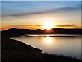 NG5152 : Sunrise over Loch Leathan : Week 50