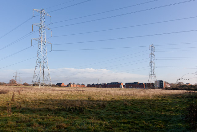 West of Waterlooville housing developments